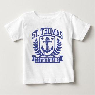 St. Thomas U.S. Virgin Islands Baby T-Shirt