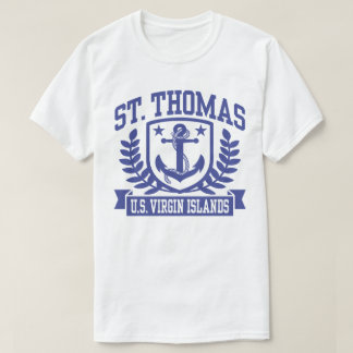 St. Thomas U.S. Virgin Islands T-Shirt