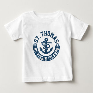 St. Thomas US. Virgin Islands Baby T-Shirt