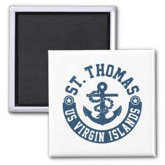 St. Thomas US. Virgin Islands Magnet