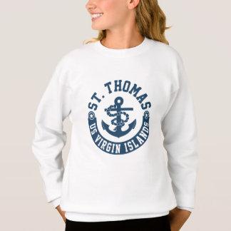 St. Thomas US. Virgin Islands Sweatshirt