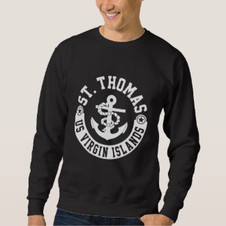 St. Thomas US. Virgin Islands Sweatshirt