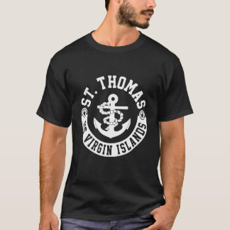 St. Thomas US. Virgin Islands T-Shirt