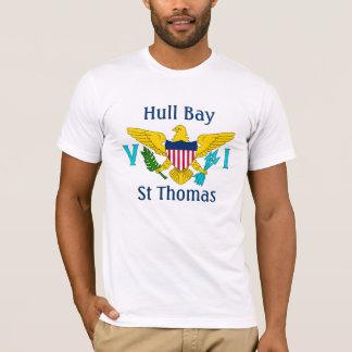 St Thomas USVI surf shirt