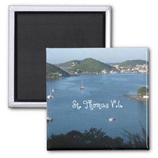 St. Thomas, V.I. Magnet
