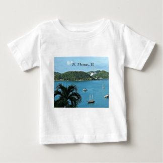 St. Thomas, VI Baby T-Shirt