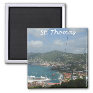 St Thomas View Magnet