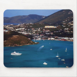 St. Thomas, Virgin Islands Mouse Pad
