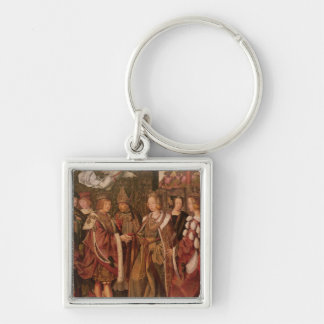St. Ursula and Prince Etherius Keychains
