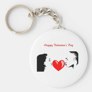 St Valentine carry-key Keychain
