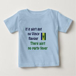 St. Vincent baby T-shirt
