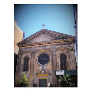 St. Vincent De Paul - in a state of abandonment Postcard