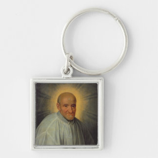 St. Vincent de Paul Keychain