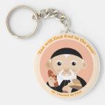 St Vincent de Paul Porte-clef