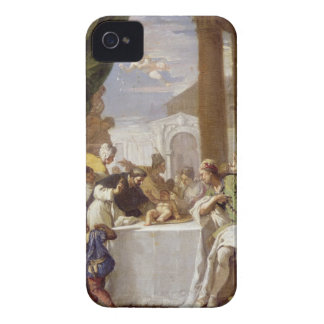 St. Vincent Ferrer performing a miracle Case-Mate iPhone 4 Case