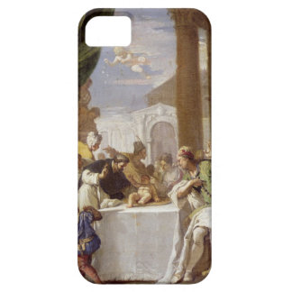 St. Vincent Ferrer performing a miracle iPhone 5 Case