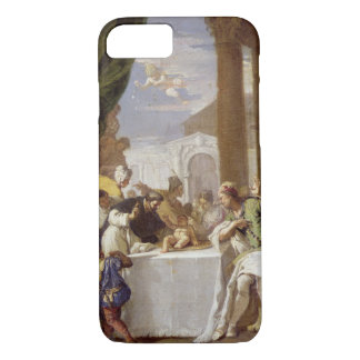 St. Vincent Ferrer performing a miracle iPhone 7 Case