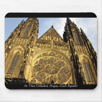 St. Vitus Cathedral Mouse Pad