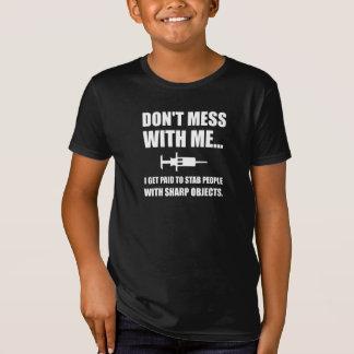 Stab Syringe Medical T-Shirt