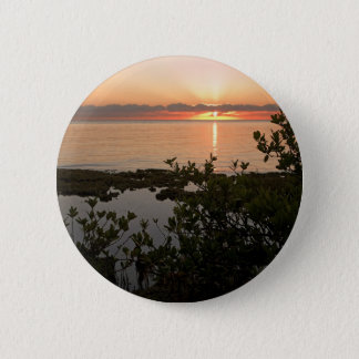 Stability at Key Biscayne 2 Inch Round Button