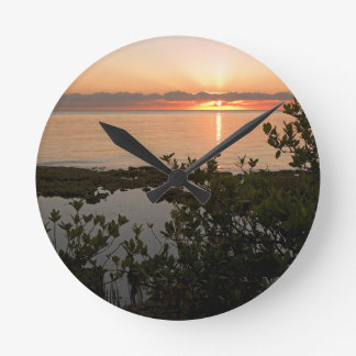 Stability at Key Biscayne Round Clock