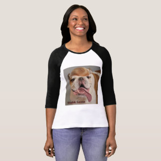"""""""STABLE GENUS"""" Shirt by The Real Bitches! (dogs)"""
