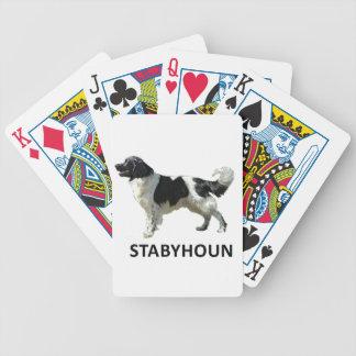 Stabyhoun Deck of Cards