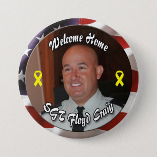 Stacey's customized homecoming button