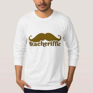 Stacherific Mushtache Shirts