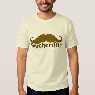 Stacherific Mushtache Tshirts