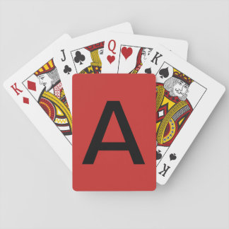 Stack A Playing Cards