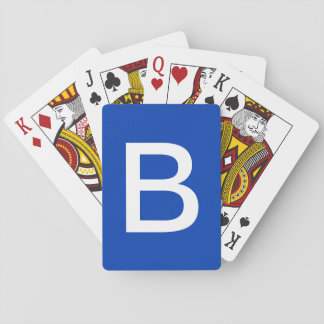 Stack B Playing Cards