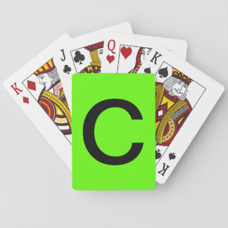 Stack C Playing Cards