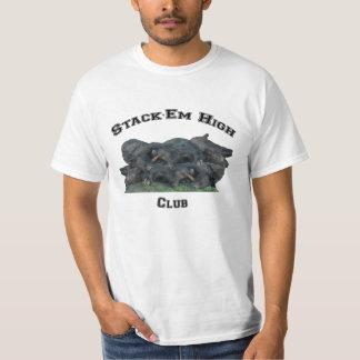 Stack Em High Club T-Shirt
