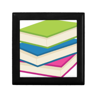 Stack of Books Gift Box