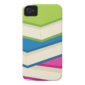 Stack of Books iPhone 4 Case-Mate Case