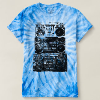 Stack Of Boomboxes Art T-shirt