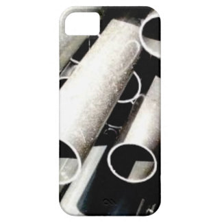 stack of metal tubes iPhone 5 case