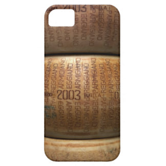 Stack of parmesan cheeses, close-up iPhone 5 case