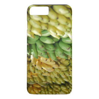 Stack Themed, Several Stacks Of Bananas Green And iPhone 7 Plus Case