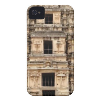 stacked ancient building iPhone 4 case