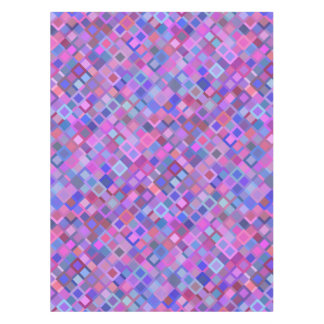 Stacked Blocks of Color Tablecloth