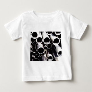 stacked circles of steel baby T-Shirt