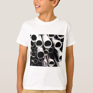 stacked circles of steel T-Shirt