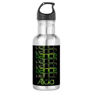 Stacked Dance 532 Ml Water Bottle