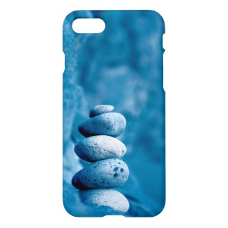 Stacked pebbles iPhone 8/7 case