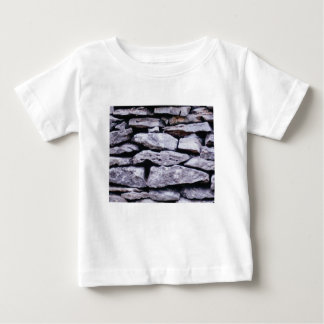 stacked rock wall baby T-Shirt