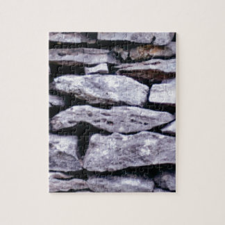 stacked rock wall jigsaw puzzle