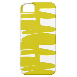 Stacked Up green iPhone case