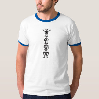 Stacked Warrior Array #1 T Shirts